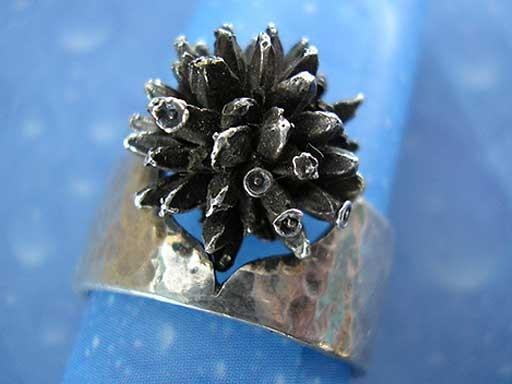 Schmuck für Blumenkinder Blüten Design