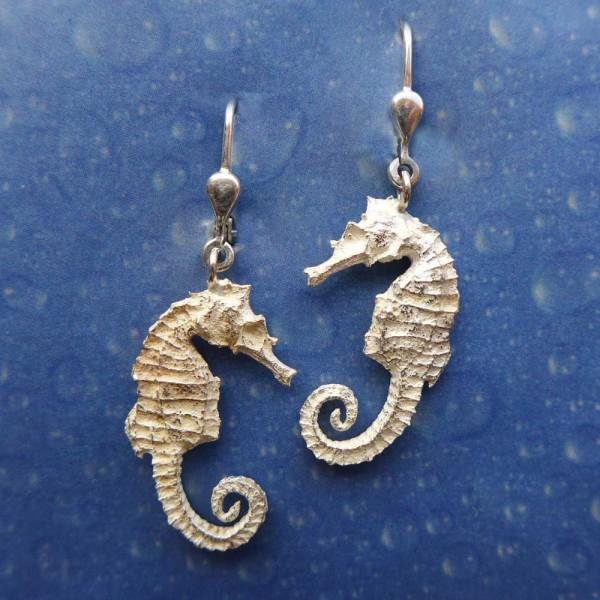 Seepferdchen Schmuck Ohrhänger