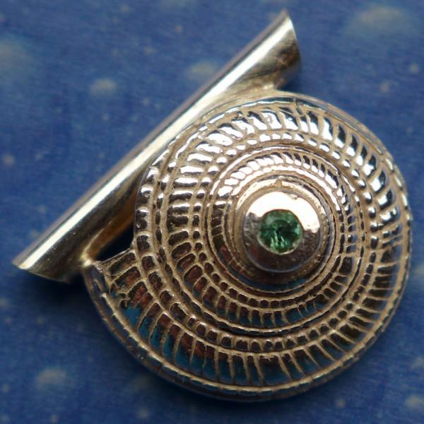 Geschenk für Taucher Anhänger Schmuck Silber