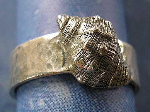 Rotmundleisten Schnecke Ring